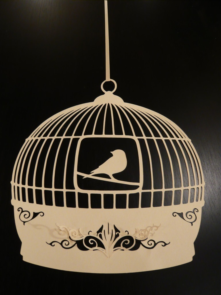 caged birds project paper