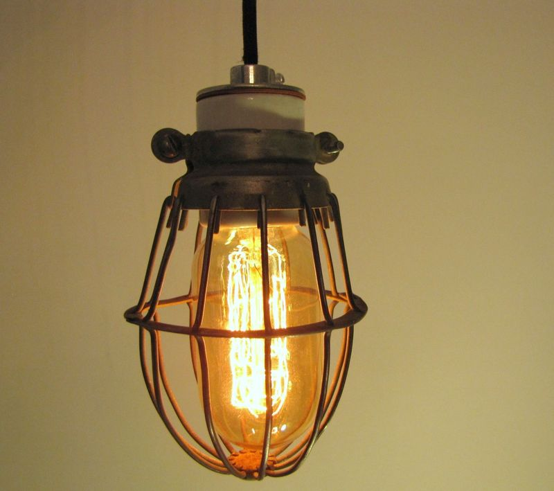Industrial Factory Pendant Light for the Modern Home or Office
