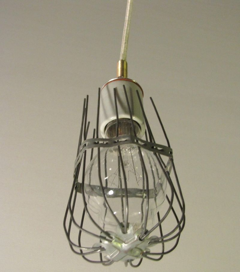 Unique Factory Pendant Lamp for the Modern Home Office and Loft